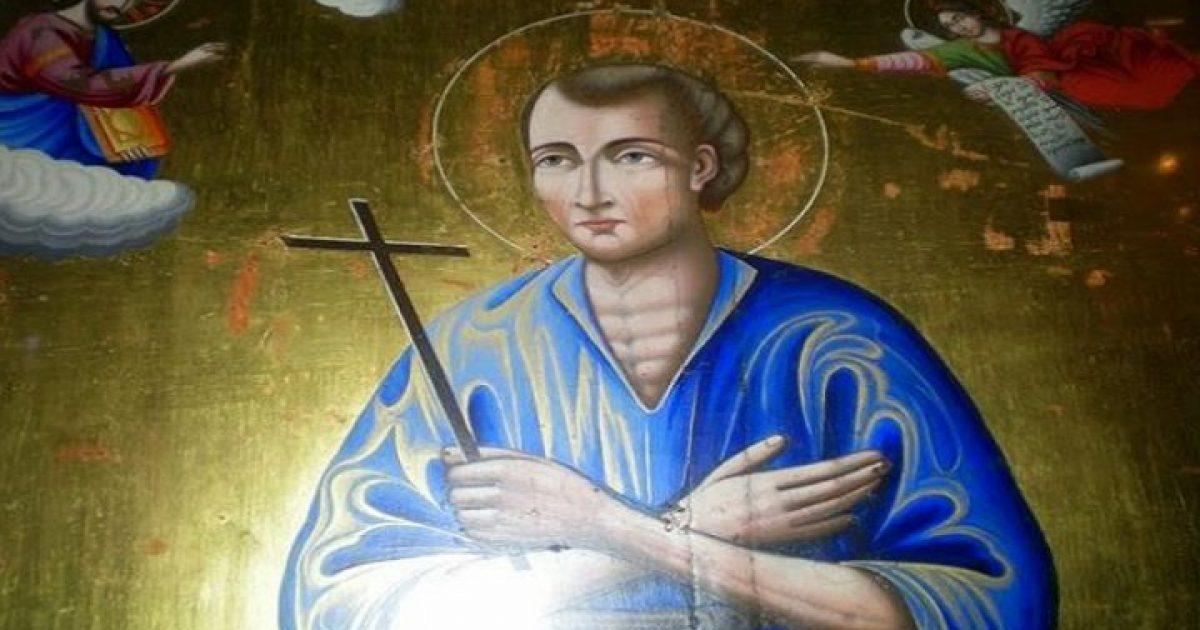 Θαύμα Αγίου Ιωάννη του Ρώσου, Θεραπεία Μυελογενούς Λευχαιμίας…
