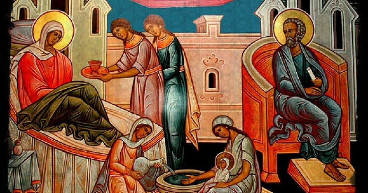 Η «σιγή» των Ευαγγελίων για την γέννηση της Παναγίας