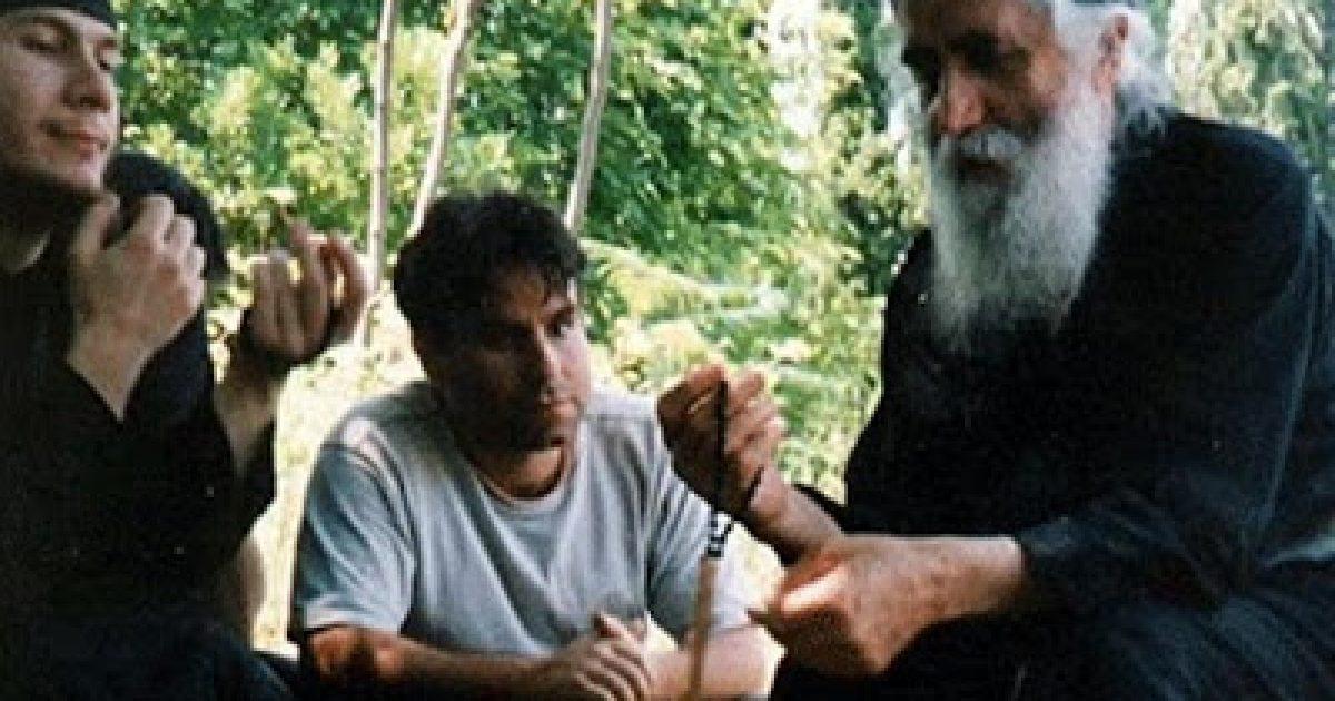 Οι συναντήσεις μου με το Γέροντα Παΐσιο