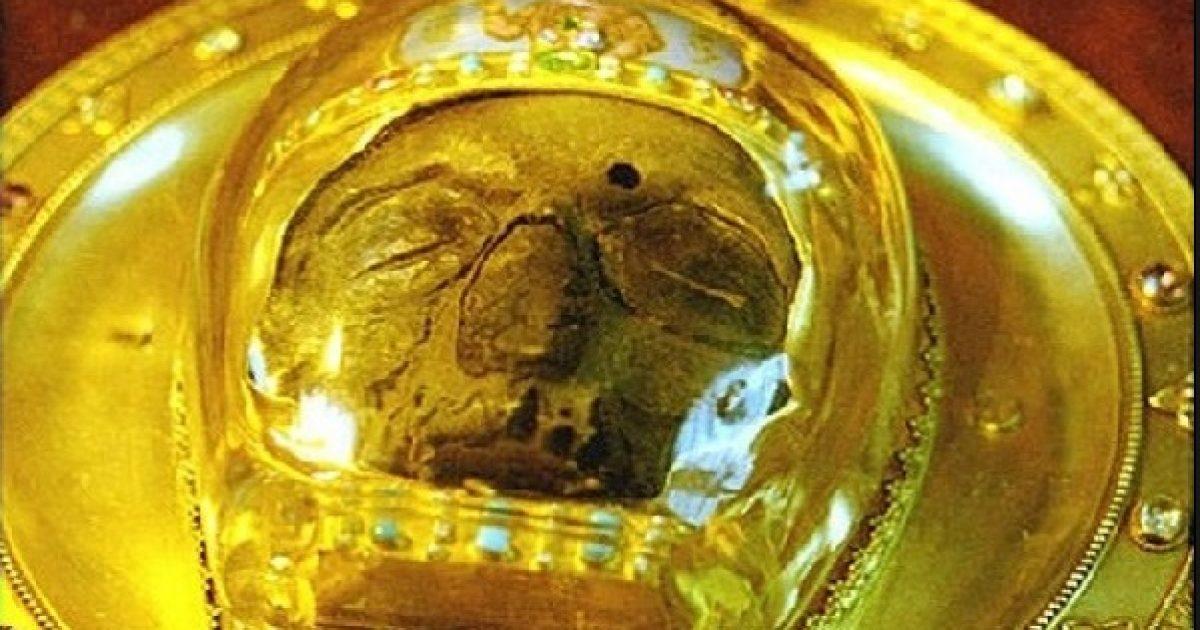 Που βρίσκεται σήμερα η κεφαλή του Αγίου Ιωάννη του Προδρόμου; (ΦΩΤΟ)
