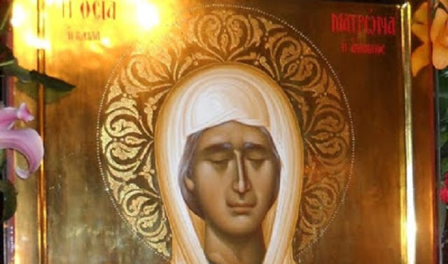 St_ Matrona of Moscow