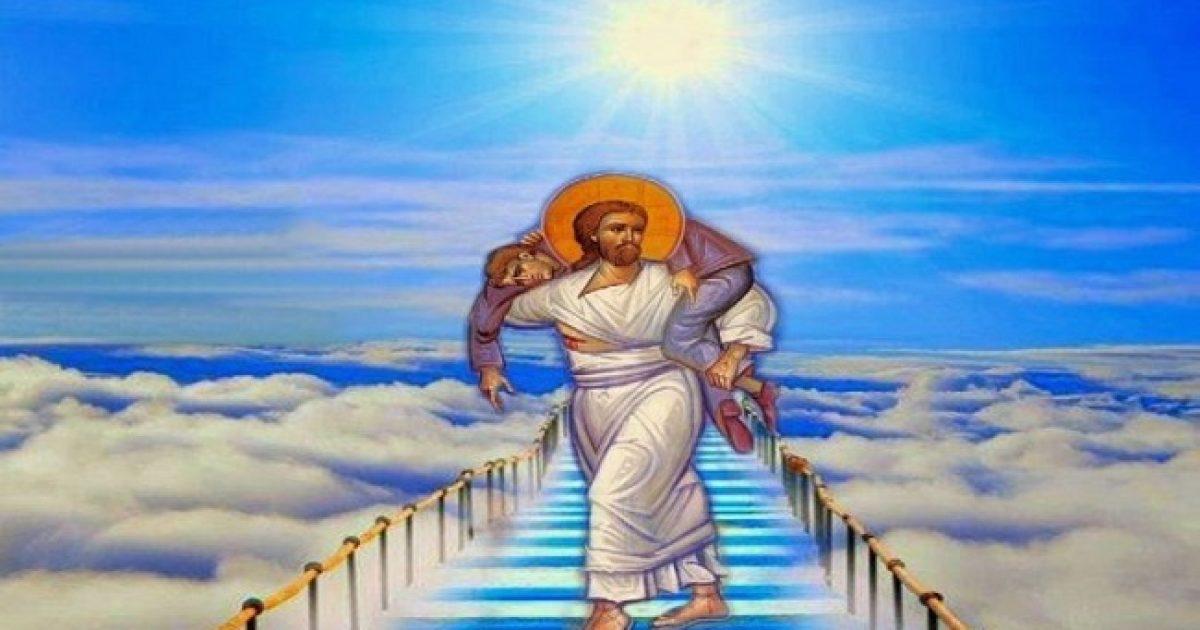 Κανείς ποτέ δεν πρέπει ν΄ απελπίζεται, έστω κι αν έκανε πολλές αμαρτίες, αλλά να ελπίζει ότι θα σωθεί με τη μετάνοια