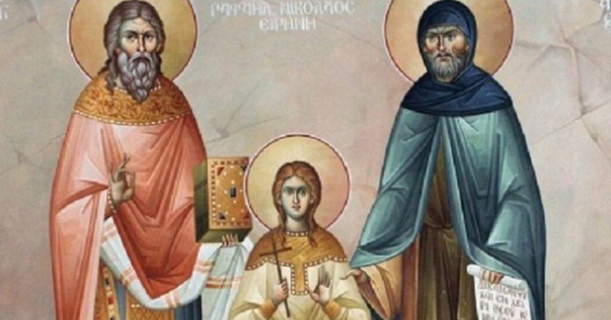 Συγκλονίζει το νέο θαύμα του Αγίου Ραφαήλ.. μια ανατριχιαστική περιγραφή για το θαυμαστό γεγονός ..