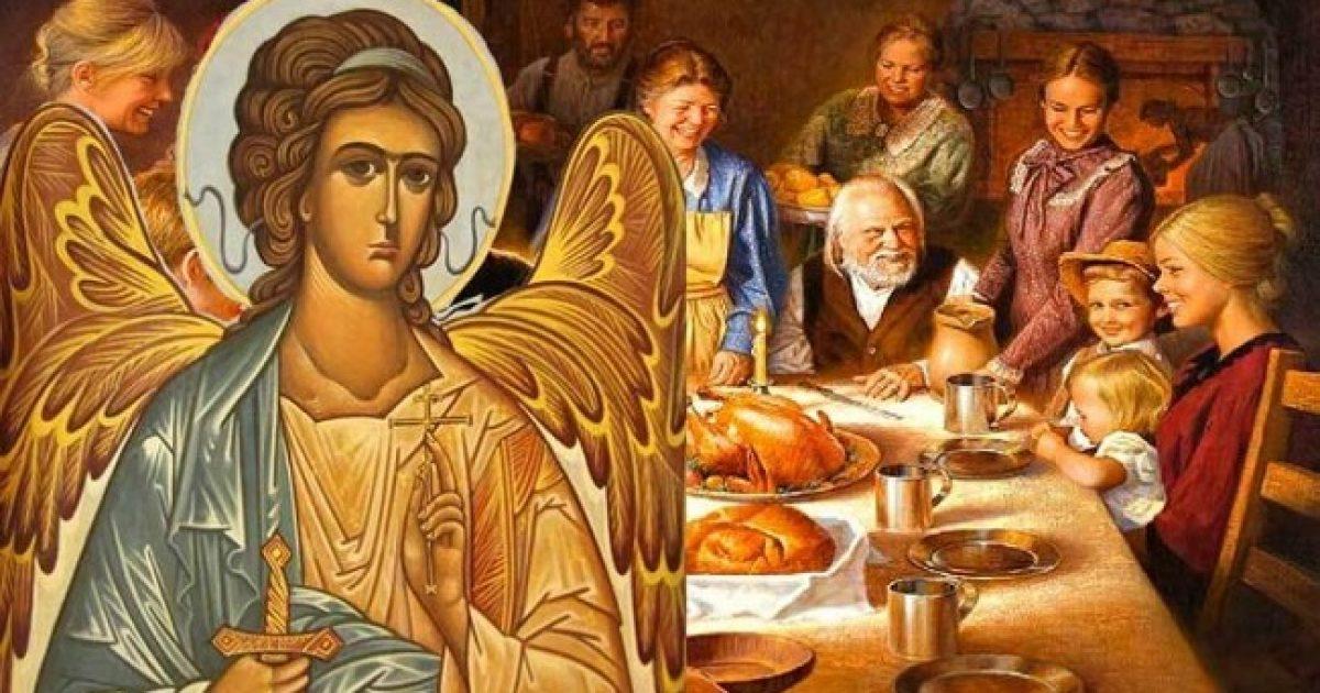 Πως ο Άγγελος του σπιτιού προστατεύει την οικογένεια μας
