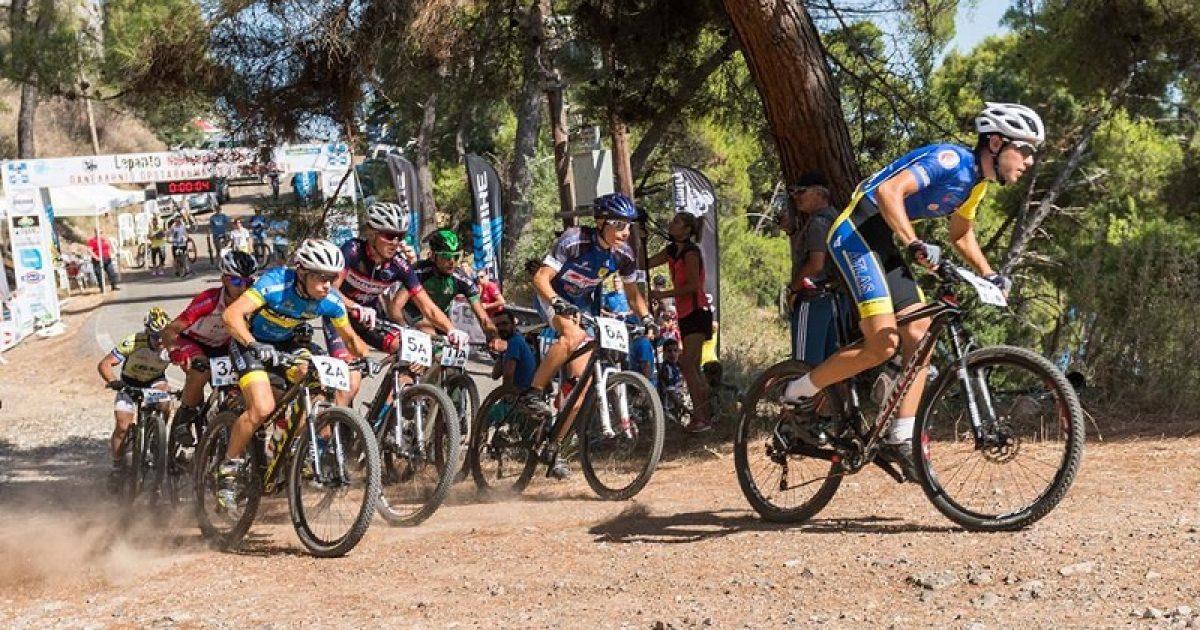 Το μεγάλο ραντεβού της ορεινής ποδηλασίας στην Ναύπακτο