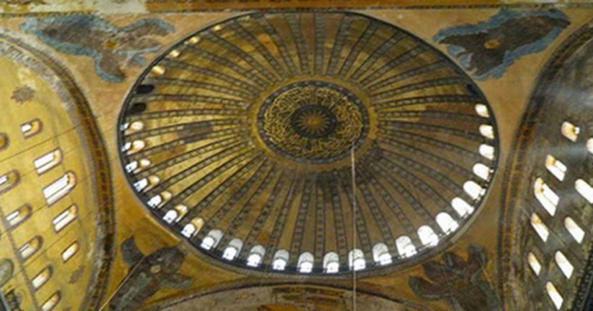 Φανερώνεται ο Παντοκράτορας στην Αγία Σοφία;  Τι λέει η προφητεία