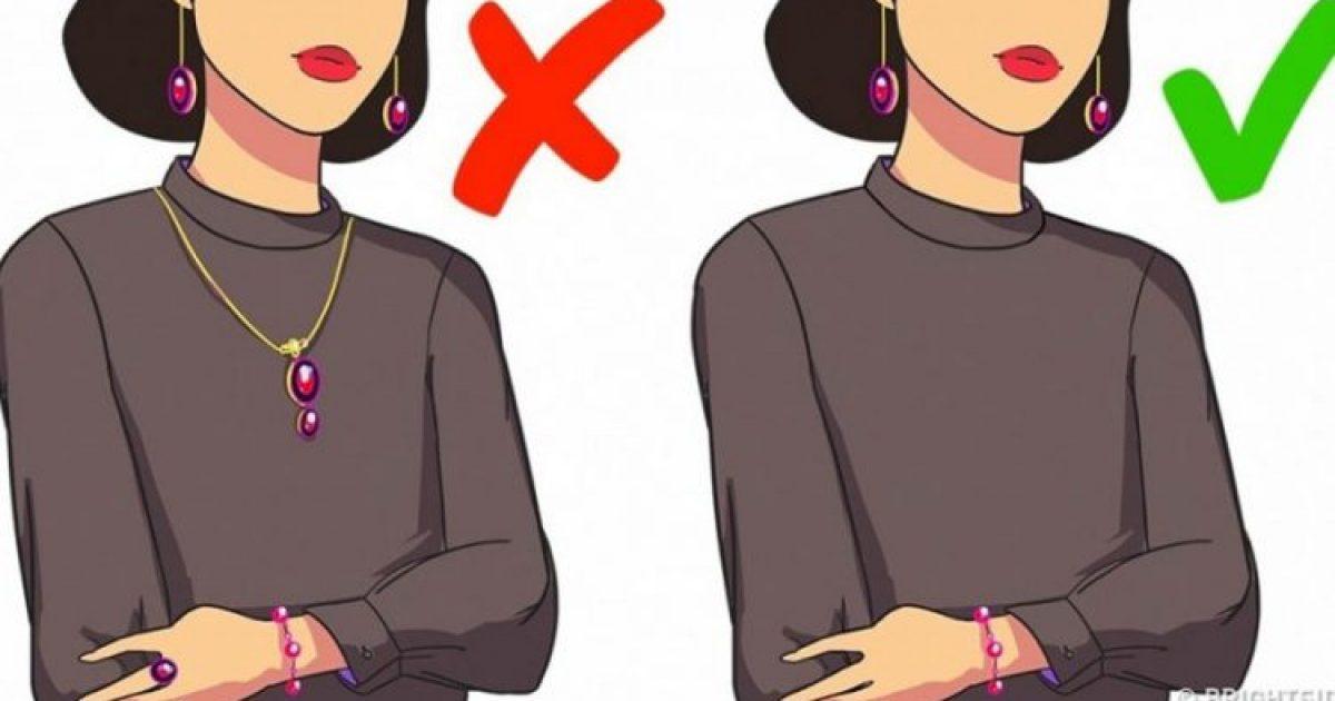 14 κανόνες ντυσίματος που θα μάθετε μια φορά και θα είναι χρήσιμοι για πάντα