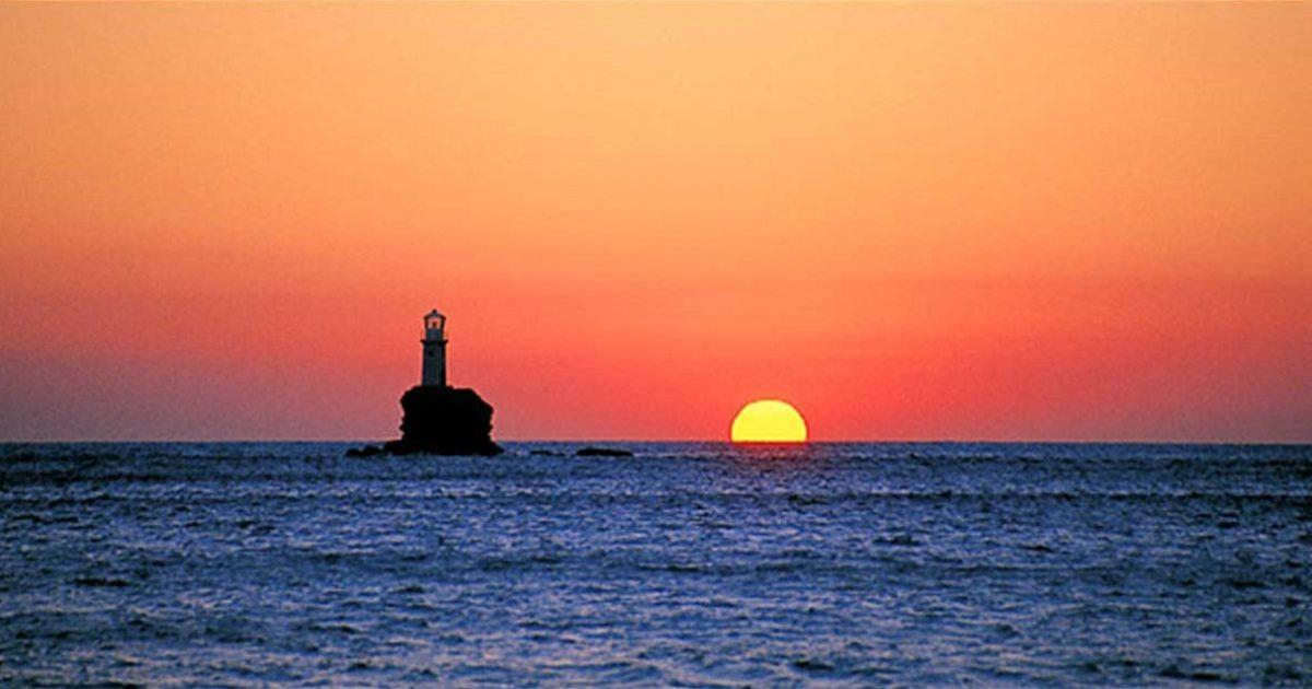 Τα ωραιότερα ηλιοβασιλέματα στην Ελλάδα!
