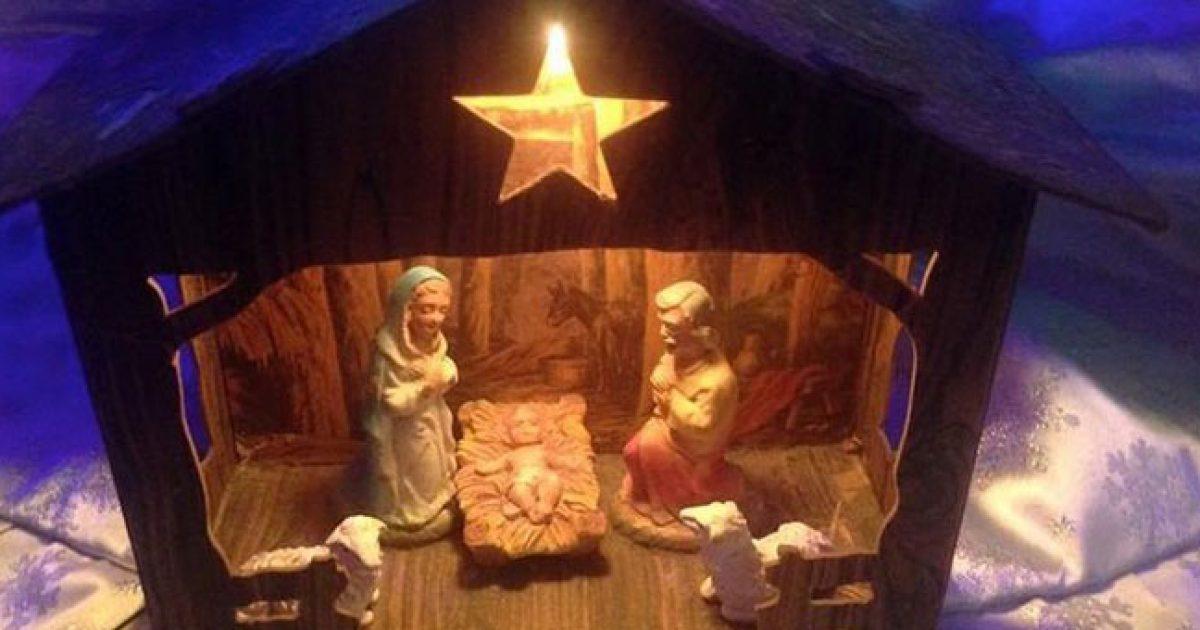 Βρήκε έναν ανεκτίμητο Χριστουγεννιάτικο θησαυρό 30 χρόνια μετά!