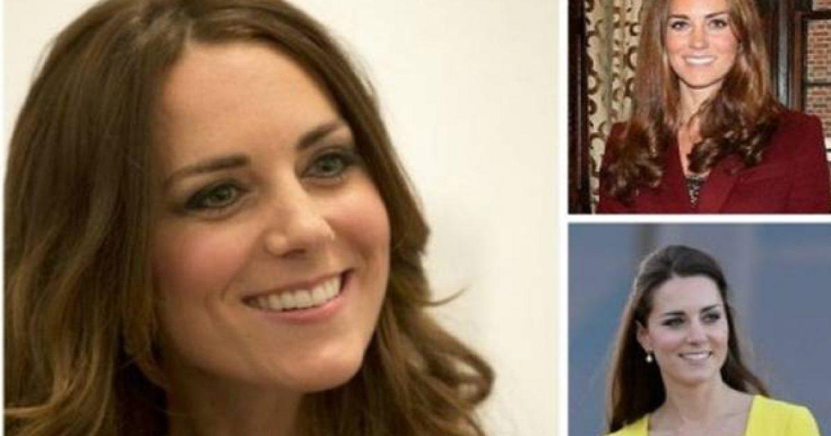 5 μαθήματα ομορφιάς που μάθαμε φέτος από την Kate Middleton!