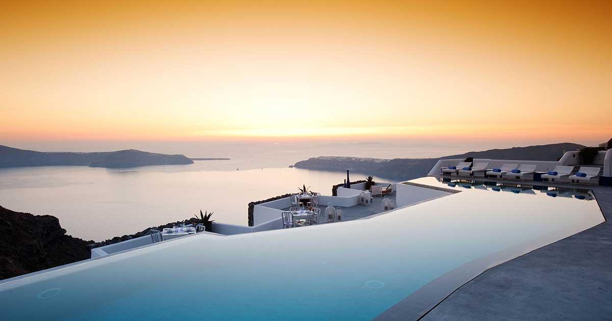 Τα 10 πιο ρομαντικά ξενοδοχεία του κόσμου! Στην δεύτερη θέση και ένα ελληνικό!