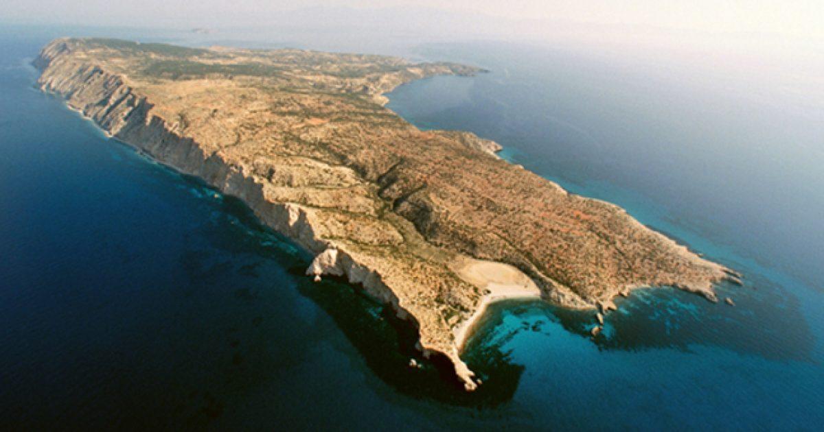 Η Γαύδος ανάμεσα στα 10 ομορφότερα κρυμμένα νησιά στον κόσμο