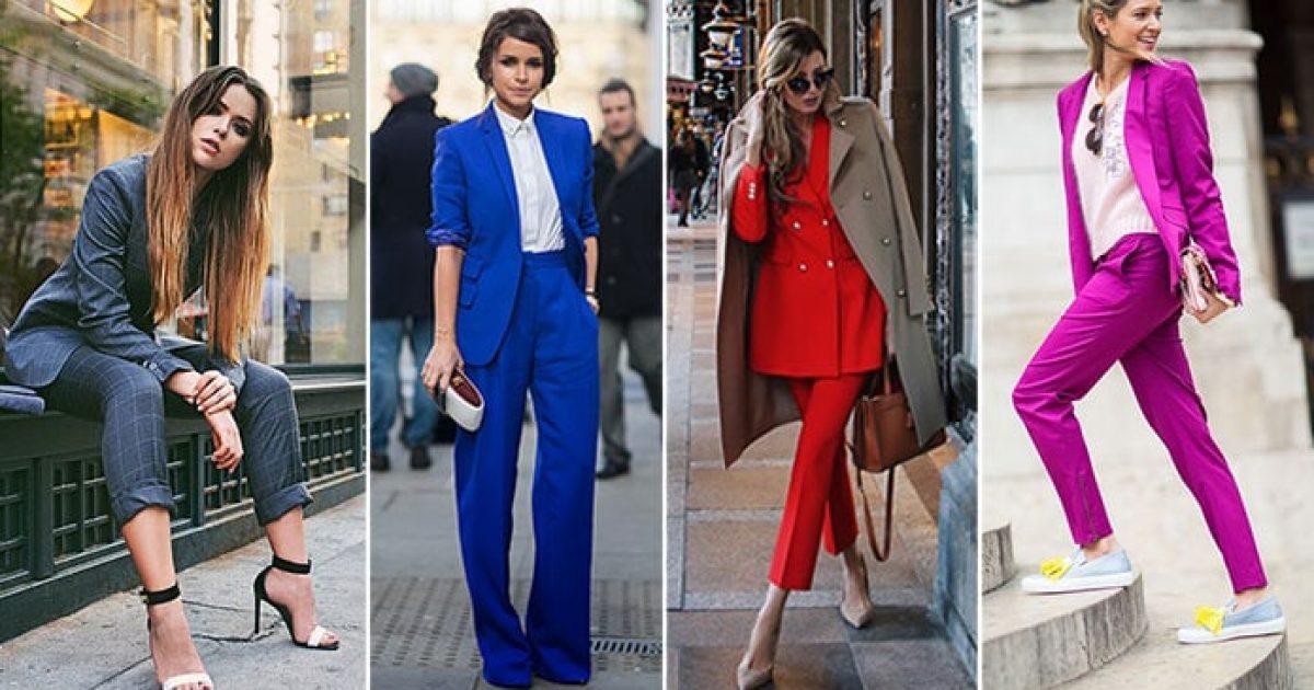 Πως να φορέσετε ένα γυναικείο κοστούμι: Κομψοί συνδυασμοί για κάθε στυλ