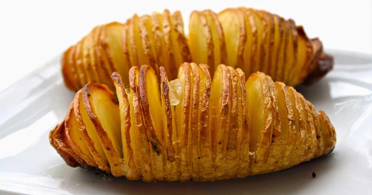 Μοναδική συνταγή: Πατάτες πιο νόστιμες από τις τηγανητές