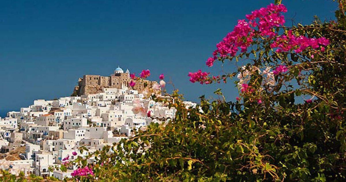 "Tα 8 πιο ""ψαγμένα"" νησιά της Ελλάδας σύμφωνα με την Telegraph"