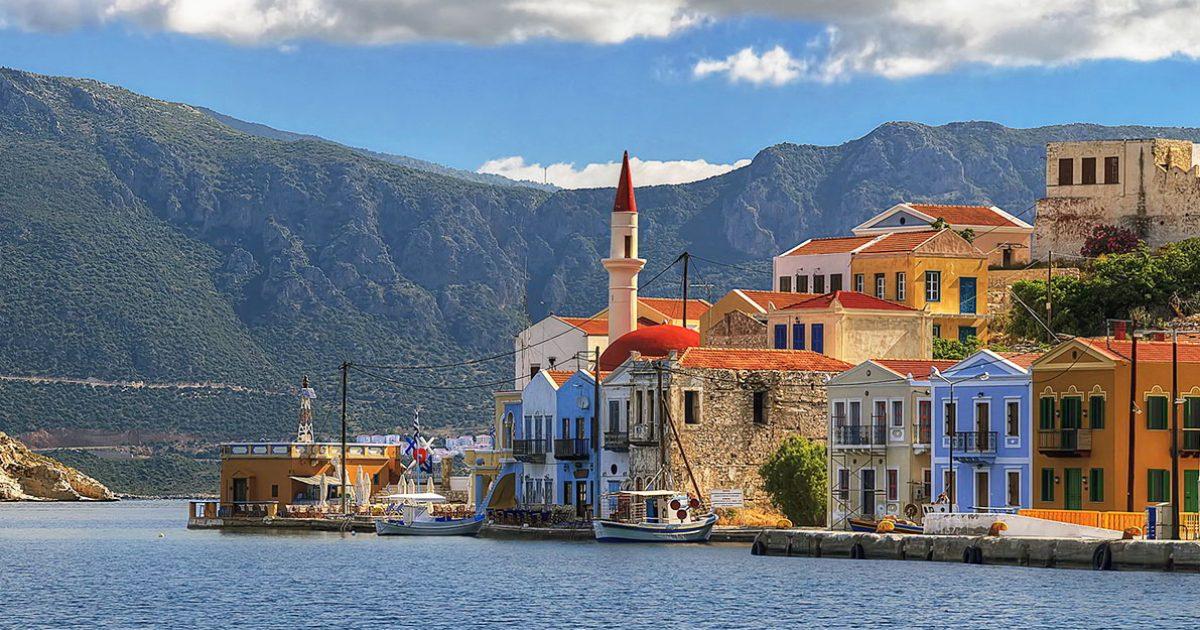 11 Ελληνικά νησιά με λίγους κατοίκους αλλά και εξαιρετική ομορφιά