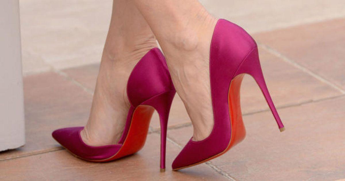 12 συμβουλές για να φοράς τακούνια και να… πετάς!