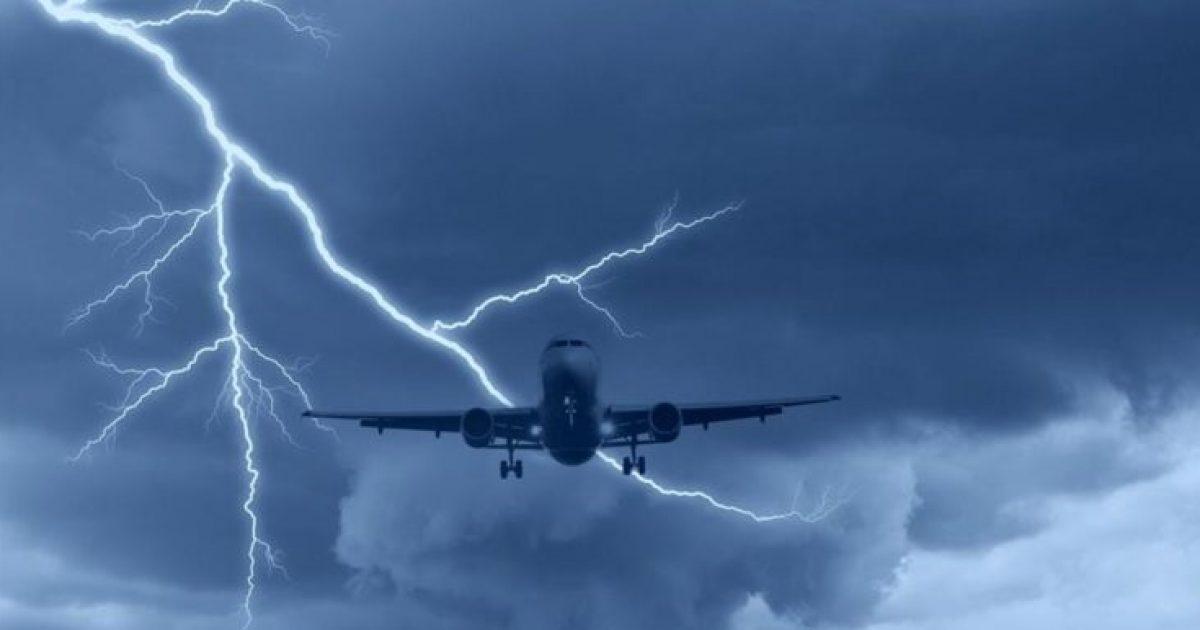 Πριν λίγο! Αεροπλάνο από την Κολωνία με προορισμό τη Θεσσαλονίκη χτυπήθηκε από κεραυνό