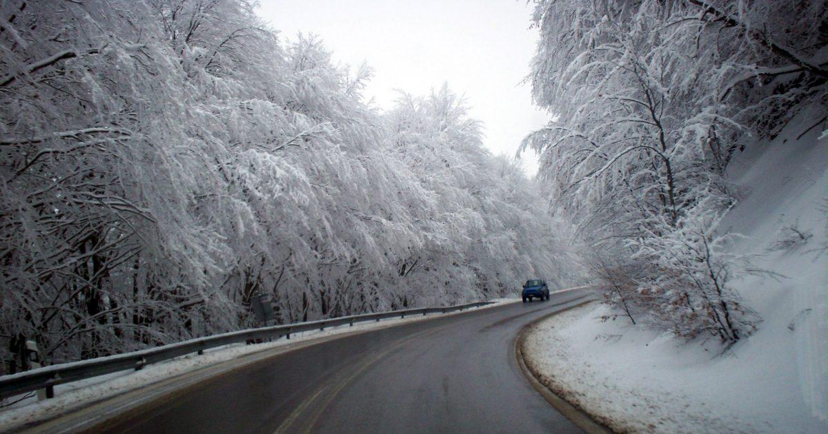Θερμοκρασία ρεκόρ στο Νευροκόπι – Μείον 21 βαθμούς δείχνει το θερμόμετρο