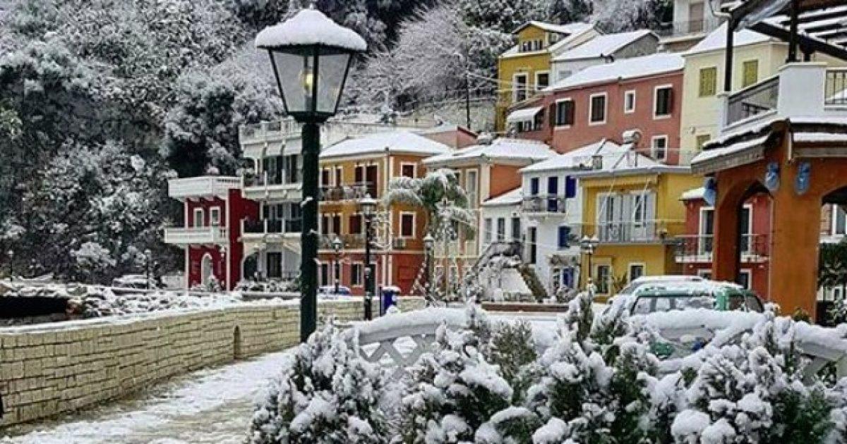 30 μέρη στην Ελλάδα που θυμίζουν παραμύθι τον χειμώνα