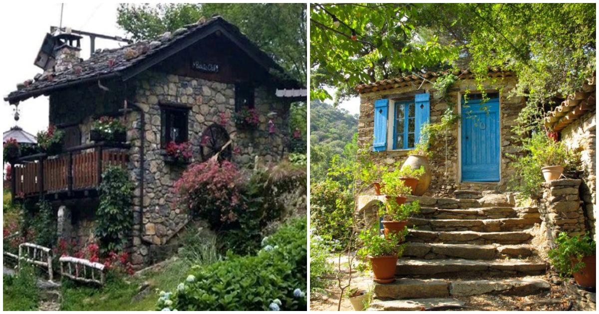 25 ονειρεμένα σπιτάκια στα βουνά της Ελλάδας που θα θες να μετακομίσεις τώρα