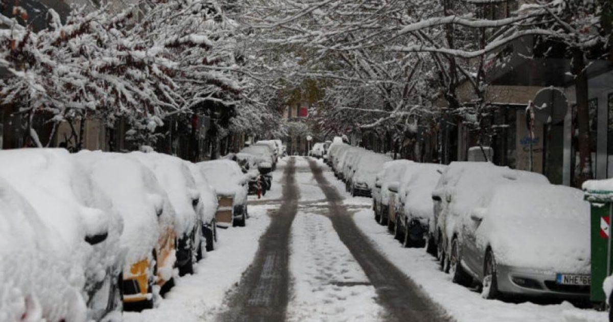 Νέα κακοκαιρία θα χτυπήσει την Ελλάδα – Ερχεται «Ψύχος» και χιόνια την Τρίτη