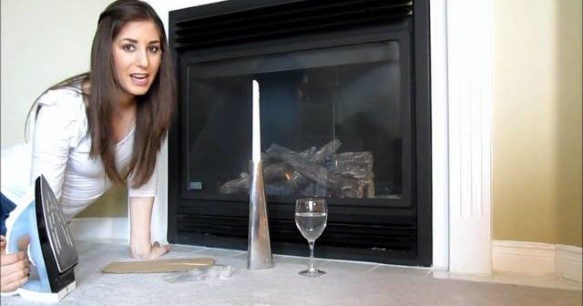 Έπεσε κερί στα έπιπλα ή στο χαλί; Οι πιο έξυπνοι τρόποι για να το αφαιρέσεις