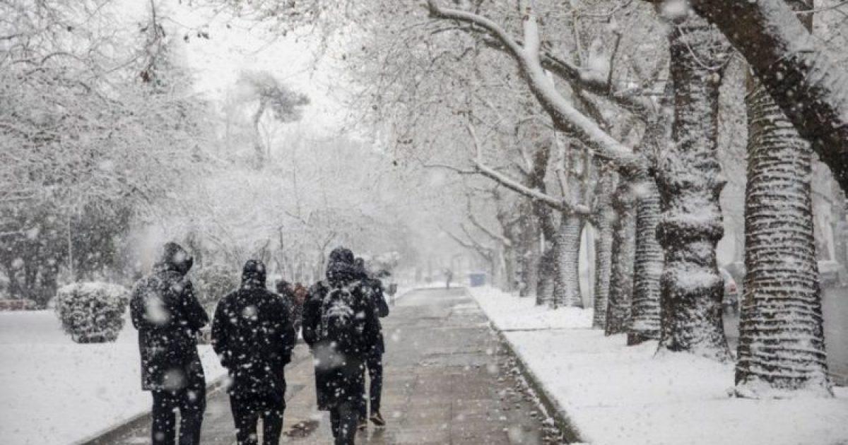 «Παγωμένη» βροχή, καταιγίδες και χιόνια – Το φαινόμενο που σαρώνει τη δυτική Ελλάδα – Στο έλεος της «Υπατίας» όλη η χώρα