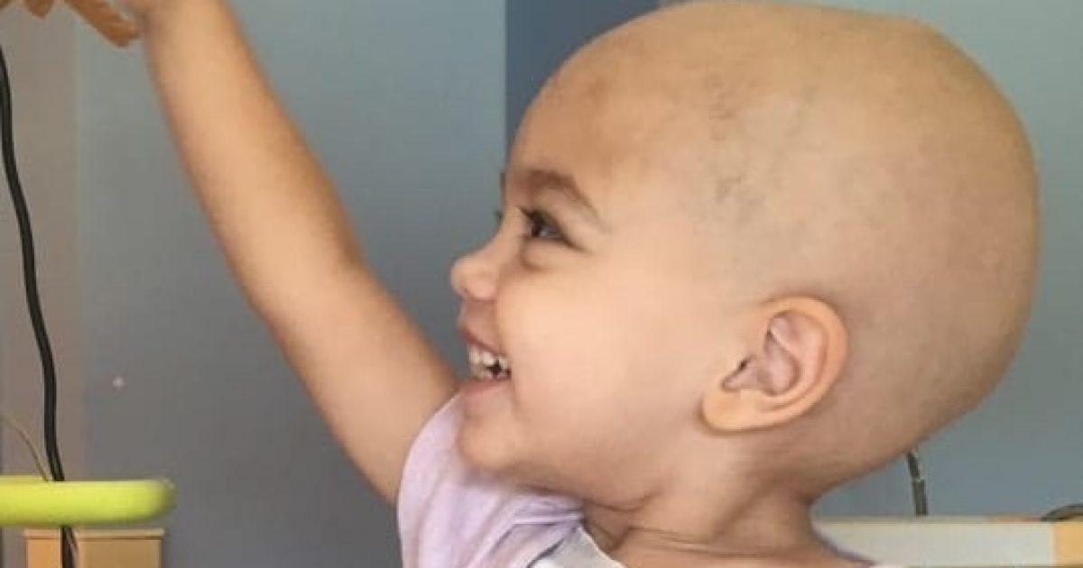 Βοηθούμε όλοι τη μικρή Ελεωνόρα που πάσχει από νευροβλάστωμα 4ου σταδίου