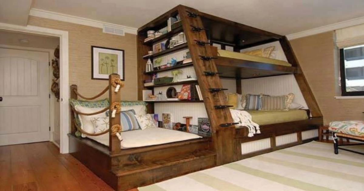 10 εκπληκτικές προτάσεις για να κάνετε το παιδικό δωμάτιο να ξεχωρίζει.