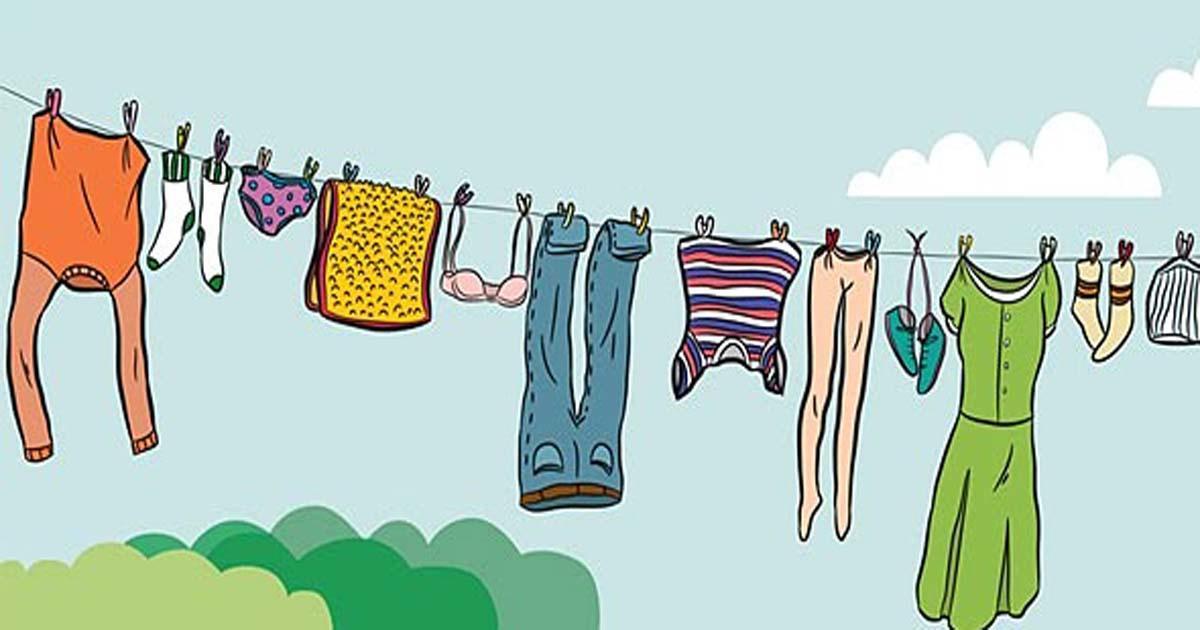 Τα λάθη που δεν γνωρίζατε ότι κάνετε στην μπουγάδα