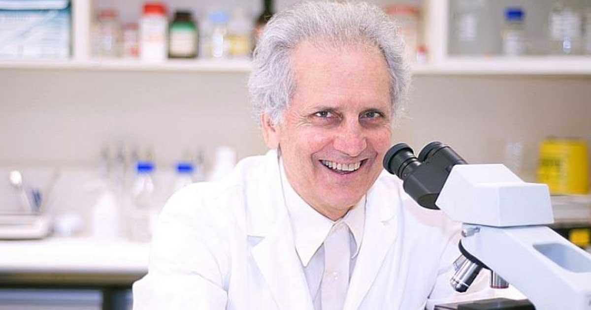 """""""Δεν υπάρχει ψυχή, όλα πηγάζουν από τον εγκέφαλο"""" λέει ο κορυφαίος Έλληνας νευροεπιστήμονας Γιώργος Παξινός"""