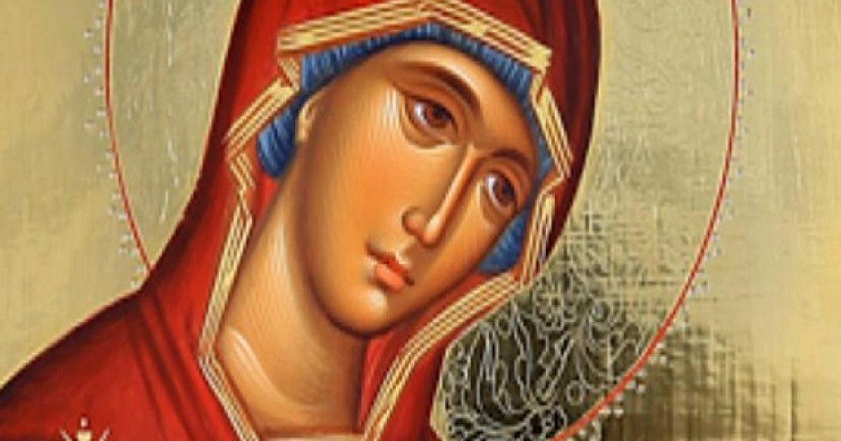 Αυτή είναι η φωτογραφία που αποδεικνύει την εμφάνιση της Παναγίας στο Άγιο Όρος (φωτο)
