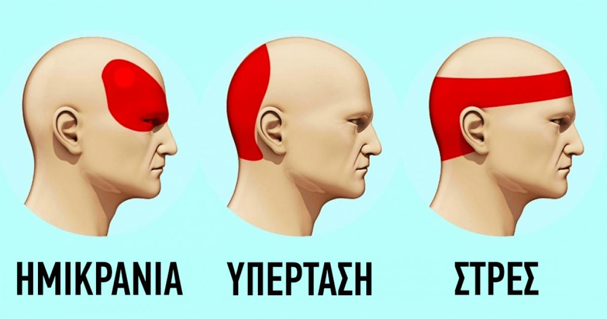 Να πώς θα ξεφορτωθείτε τους πονοκεφάλους σε 5 λεπτά χωρίς χάπια