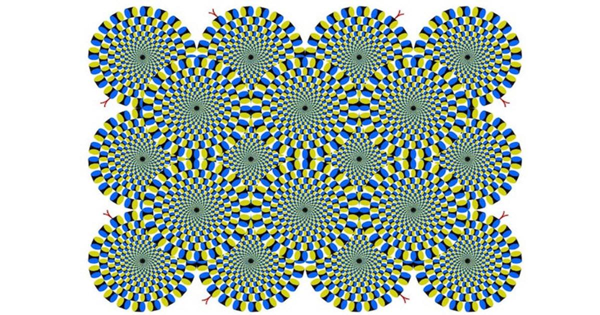 18 εκπληκτικές ψευδαισθήσεις που θα κολλήσουν τον εγκέφαλό σας