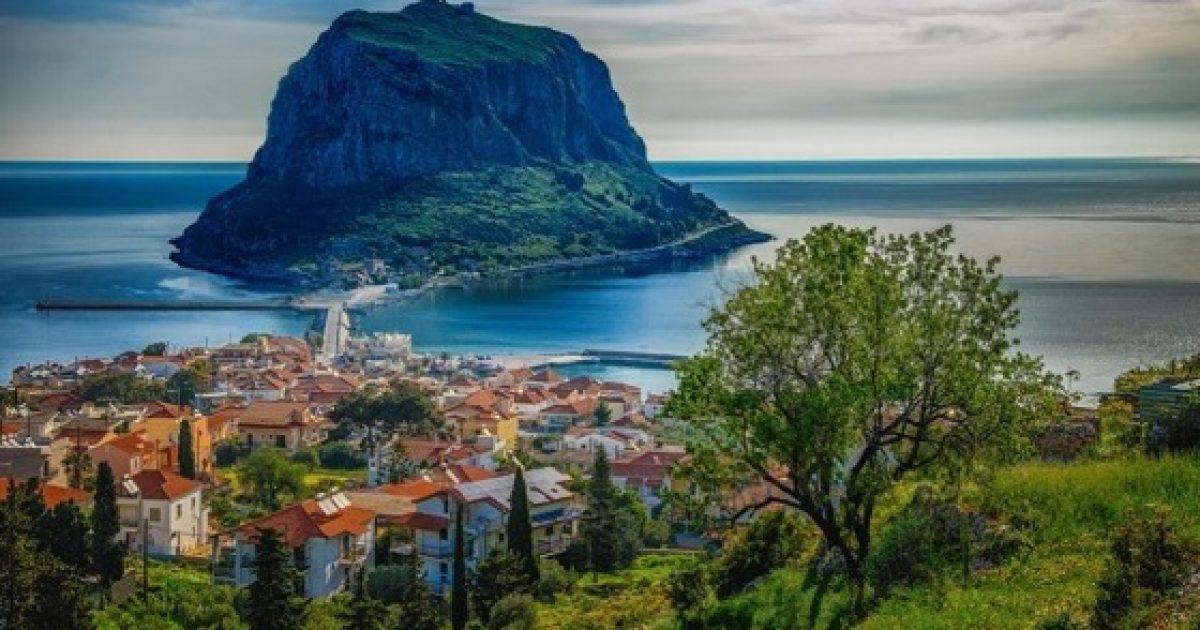 Αυτές οι εικόνες αποδεικνύουν ότι η Μονεμβασιά είναι ένα από τα πιο μαγικά μέρη στην Ελλάδα