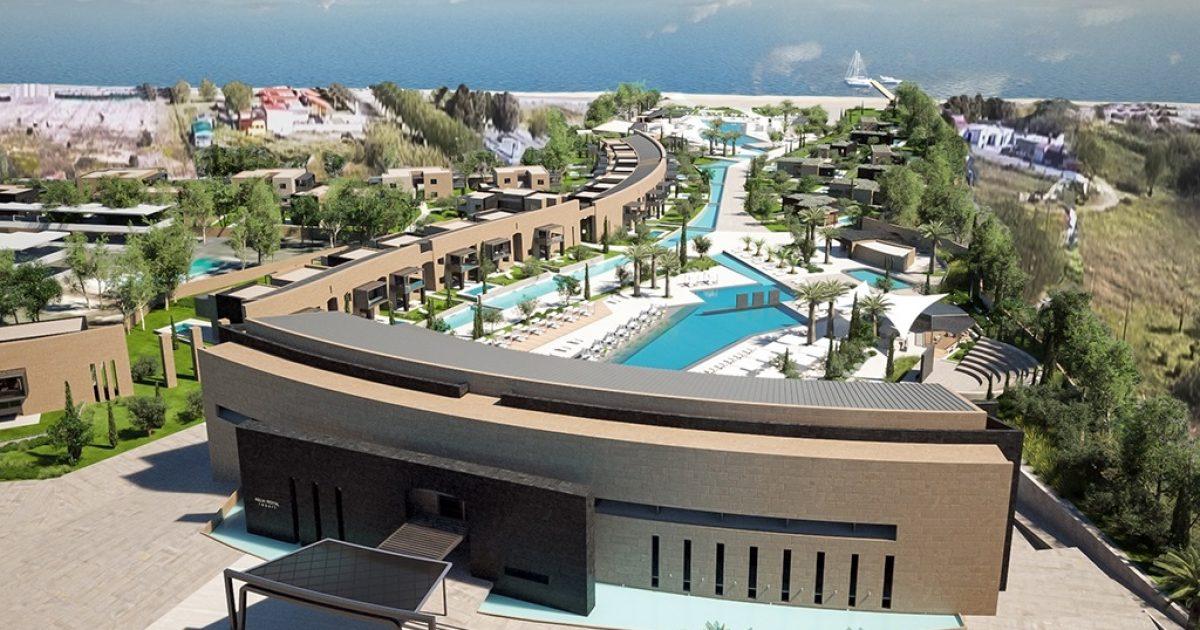 Tο πρώτο ξενοδοχείο 6 αστέρων στην Ελλάδα σε έκταση 95 στρεμμάτων