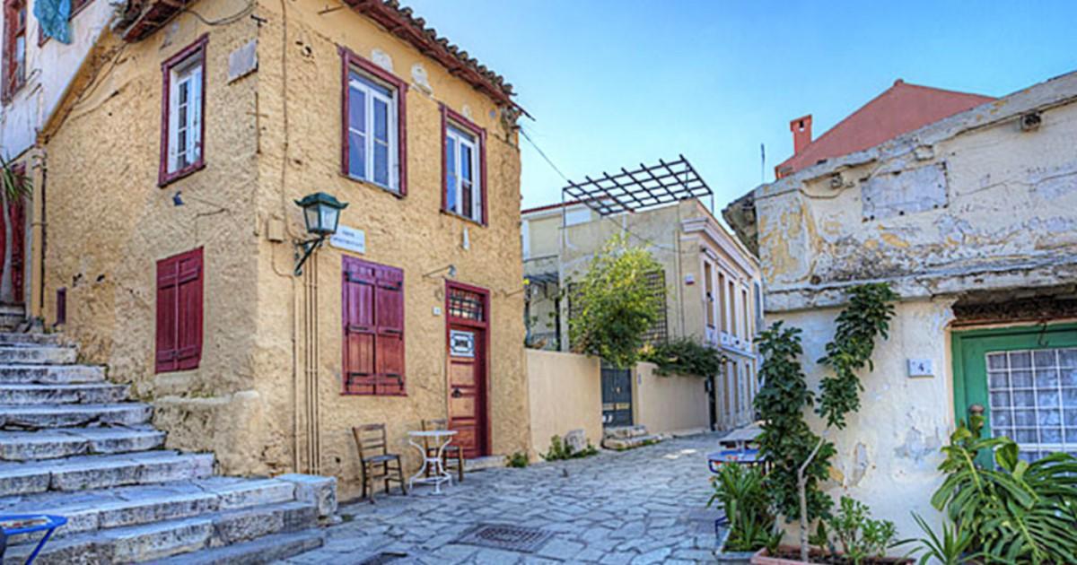Η Πλάκα είναι η ωραιότερη αθηναϊκή γειτονιά!