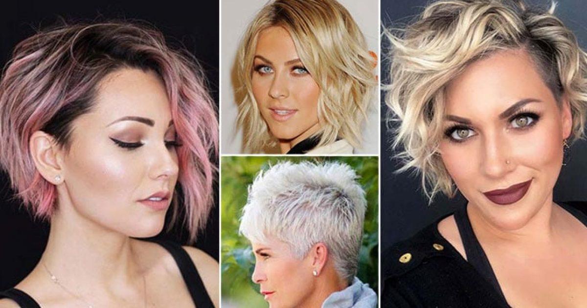 40 γυναικεία κοντά κουρέματα για μοντέρνο στυλ στα μαλλιά