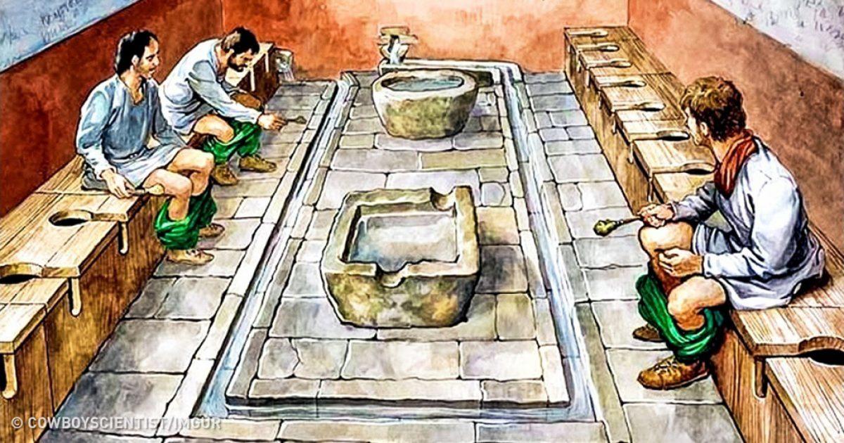 10 απλά πράγματα που έκαναν οι αρχαίοι άνθρωποι και σήμερα είναι πολύ παράξενα