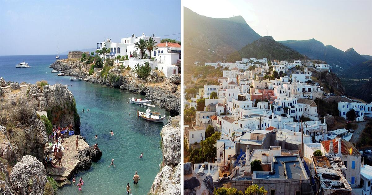 Κύθηρα: Ένας επίγειος παράδεισος ανάμεσα στο Αιγαίο και το Ιόνιο!