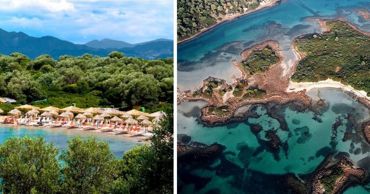 Οι Σεϋχέλλες της Ελλάδας, μόλις 1,5 ώρα μακριά από την Αθήνα