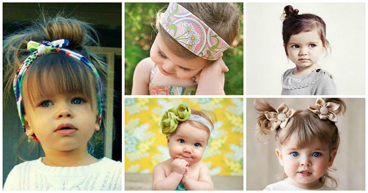 22 εύκολα και πανέμορφα χτενίσματα για μικρά κορίτσια