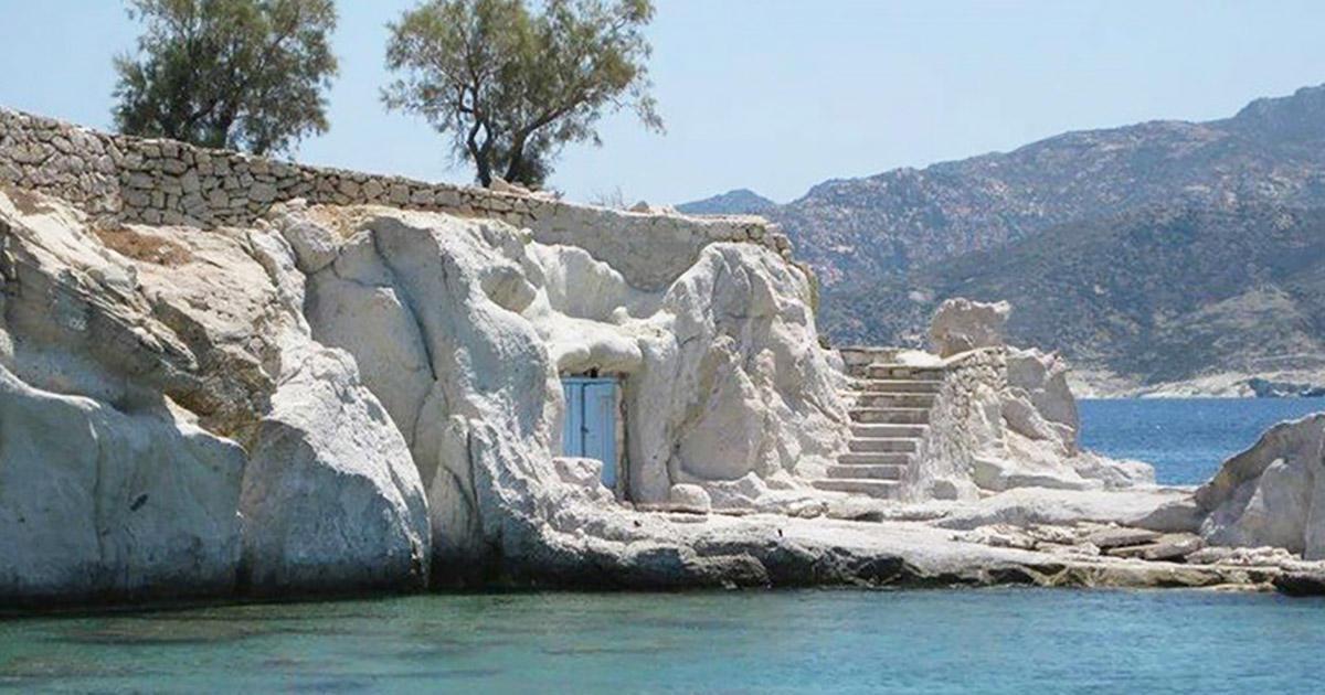 Κίμωλος: Το νησί με τα τιρκουάζ νερά που μοιάζει σαν ζωγραφιά!