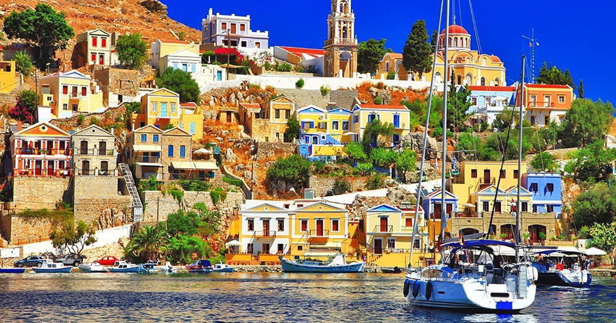 Σύμη: Ένα μικρό ελληνικό νησί με ανεπανάληπτη φυσική ομορφιά!