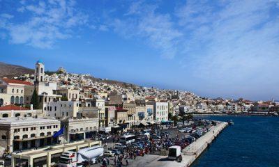 Beautiful islands of Greece – Syros, Cyclades