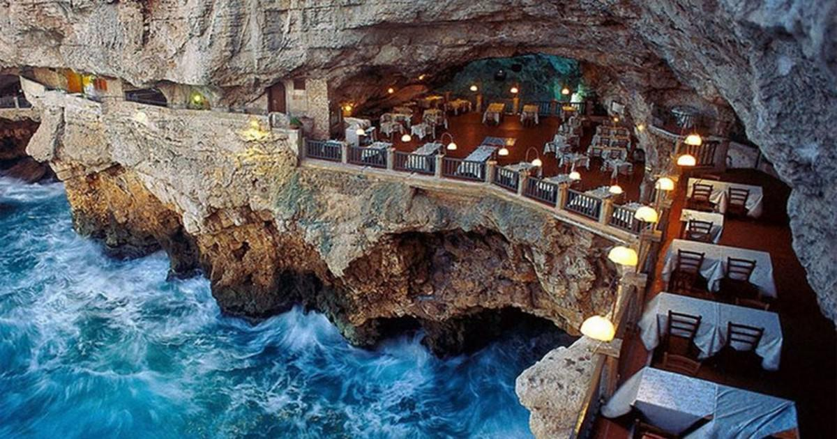 Φωτογραφίες: Είναι αυτό το πιο ρομαντικό εστιατόριο στον κόσμο;