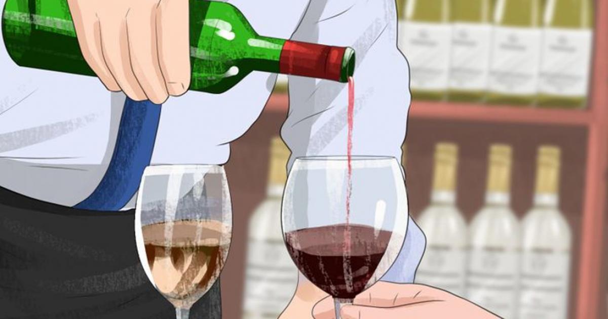 Οίνος ευφραίνει καρδίαν! Το λίγο κρασί είναι καλύτερο από το καθόλου