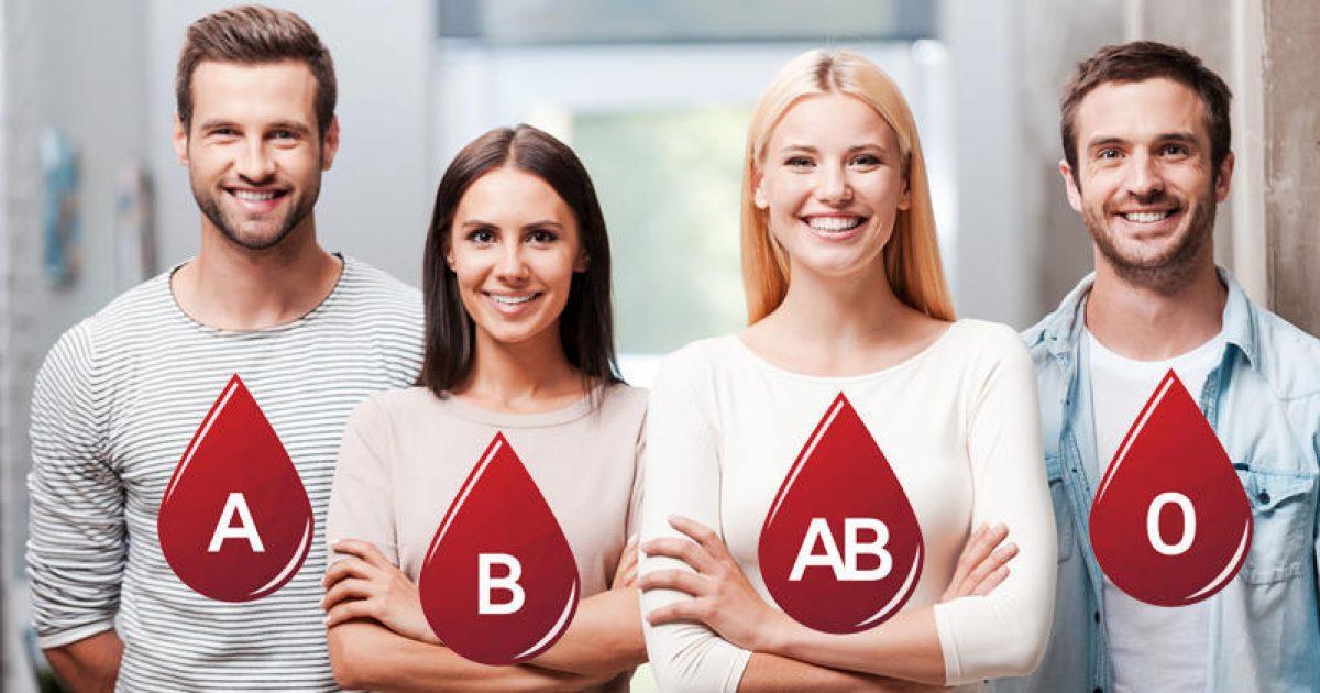 Τι αποκαλύπτει η ομάδα αίματος για την προσωπικότητα σας