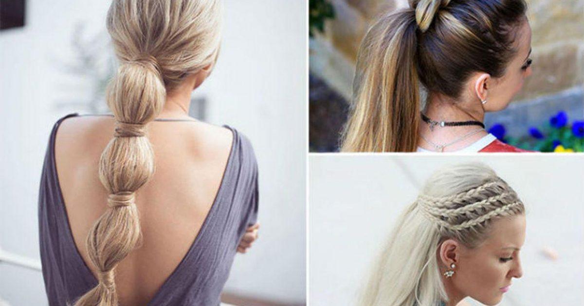 20 χτενίσματα για μακριά μαλλιά που θα θέλετε να δοκιμάσετε αμέσως